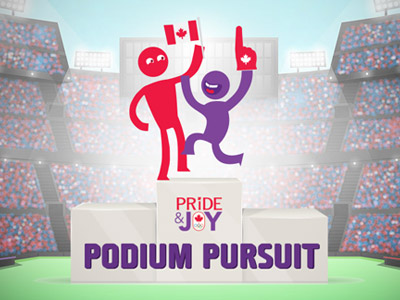 Podium Pursuit project