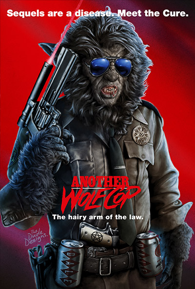 Another Wolfcop project