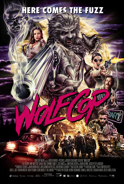 Wolfcop project
